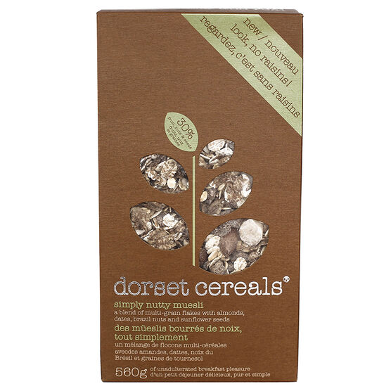 Dorset Cereals Simply Nutty Muesli - 560g