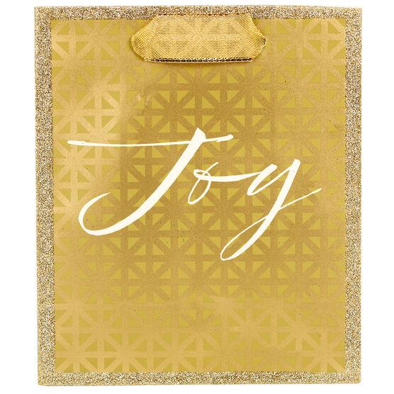 Hallmark Bag - Gold Joy - Small