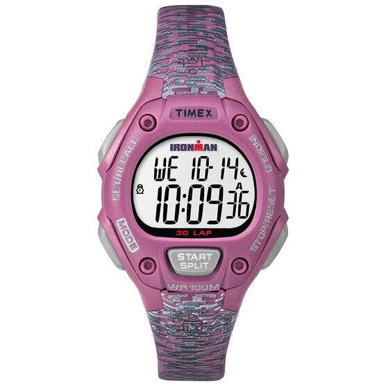 Timex Ironman Watch - Pink - TW5M07600GP