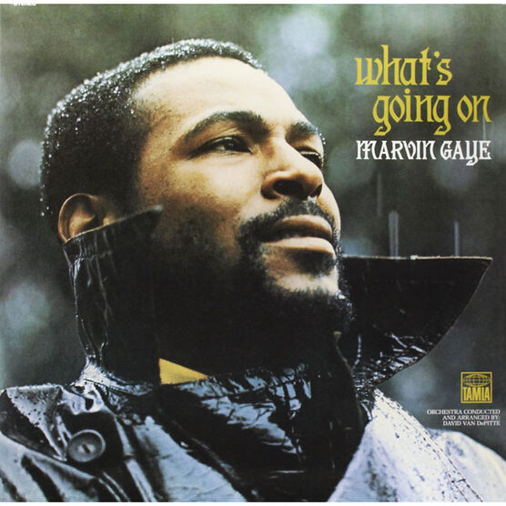 Marvin Gaye - What's Going On - Vinyl