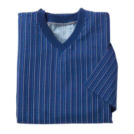 Silvert's Men's Open-Back Flannel Nightgown - 2XL - 4XL