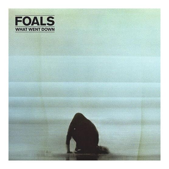 Foals - What Went Down - 180g Vinyl