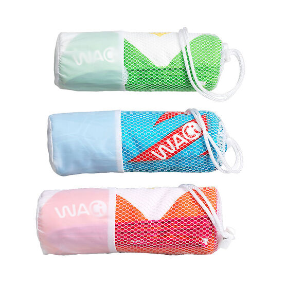 Waci Compact Towel - Assorted - 30 x 60in