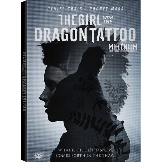 Girl With The Dragon Tattoo - DVD