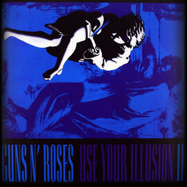 Guns N' Roses - Use Your Illusion II - Vinyl Edition
