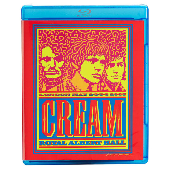 Cream: Live at the Royal Albert Hall 2005 - Blu-ray