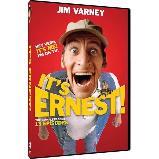 It's Ernest: The Complete Series - DVD