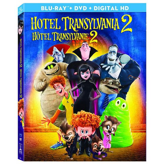 Hotel Transylvania 2 - Blu-ray