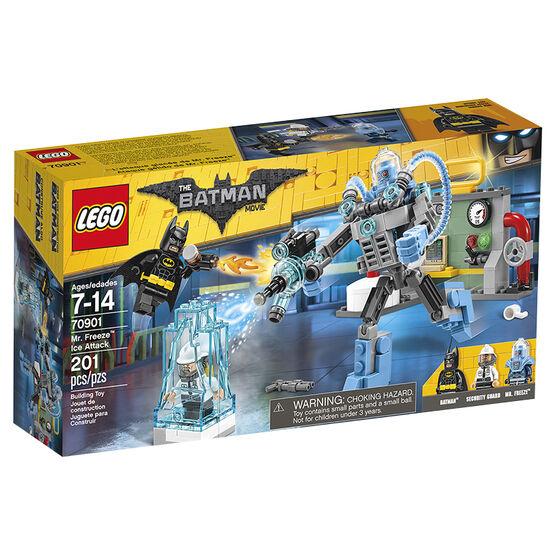 Lego Batman Mr. Freeze Ice Attack - 70901