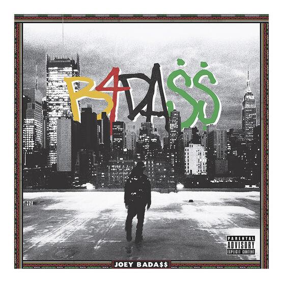 Joey Badass - B4.Da.SS - Vinyl