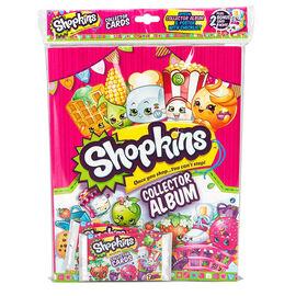 Shopkins Collector Album