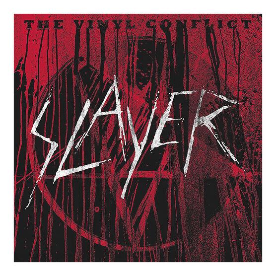 Slayer - The Vinyl Conflict - Vinyl Box Set