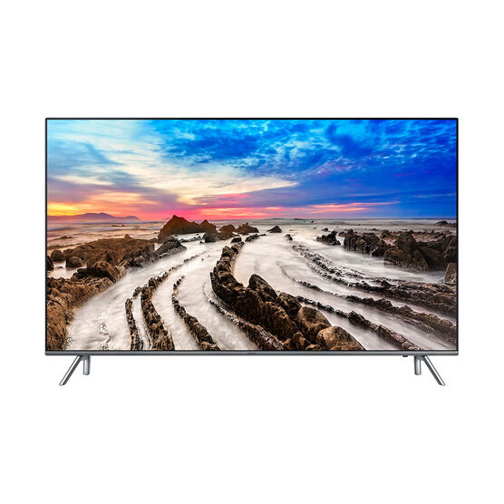 Samsung 55-in 4K UHD Smart TV - UN55MU8000FXZC