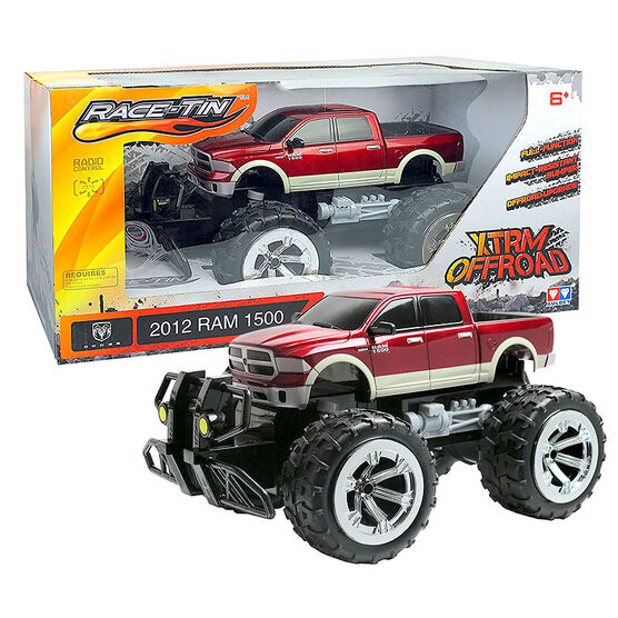 R/C 118 Race-Tin XTRM Offroad Truck - Assorted