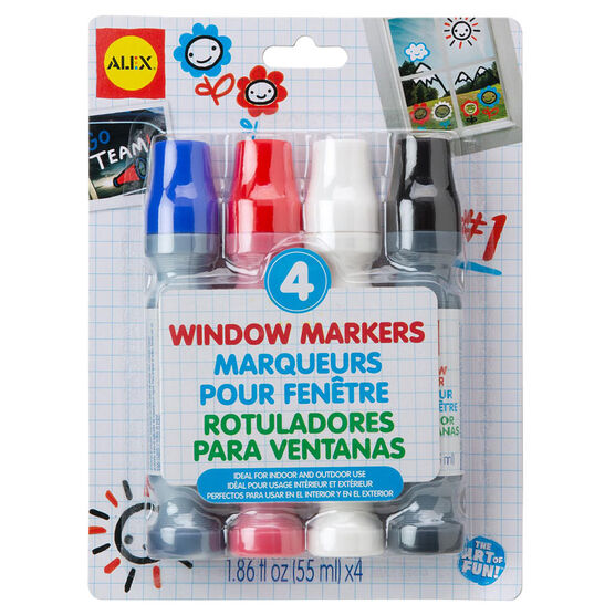 Alex Window Markers Set
