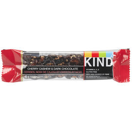 Kind Plus Bar - Dark Chocolate Cherry Cashew - 40g