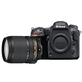 Nikon D500 with 18-140mm F3.5-5.6G ED VR Lens - PKG #24752
