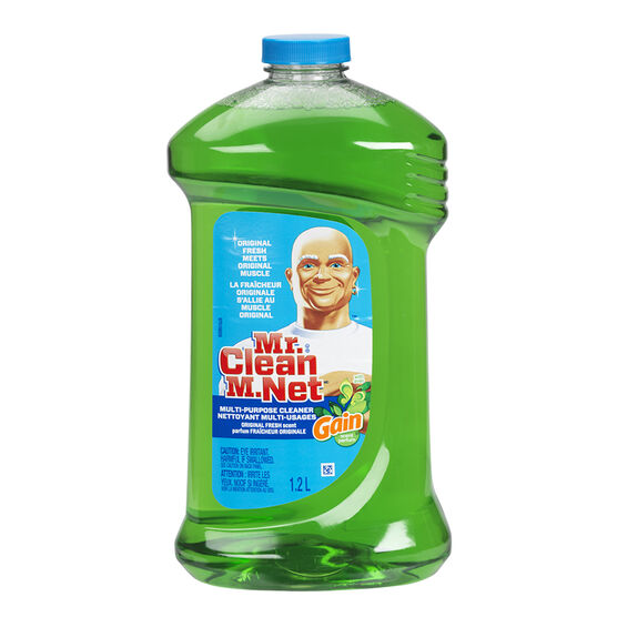 Mr. Clean Multi-Purpose Cleaner with Gain - 1.2L