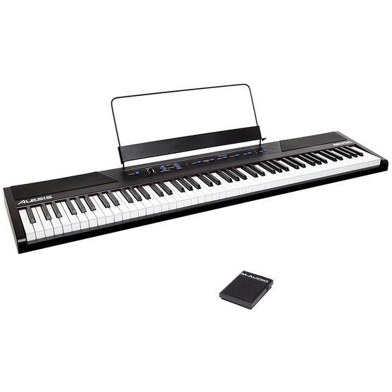 Alesis Digital Keyboard + M-Audio Sustain Pedal Package - PKG #36100