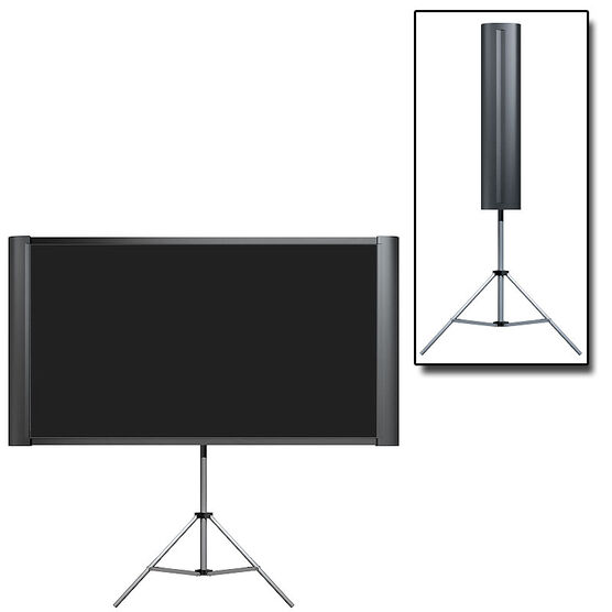 Epson Duet Ultra Portable Projector Screen - 80 inch - ELPSC80