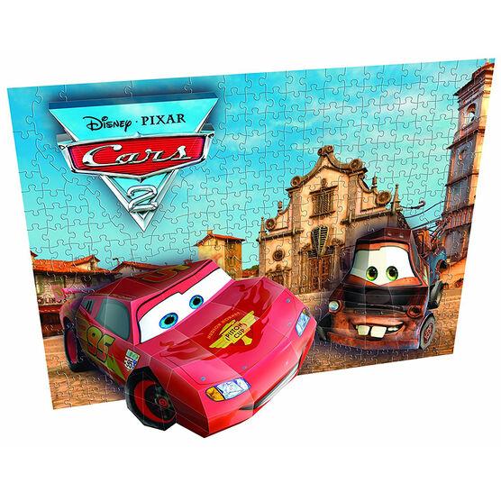 Breakthrugh Cars 2 Puzzle - Assorted