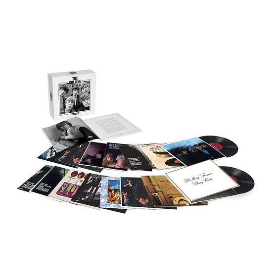 The Rolling Stones - Mono Box Set - 16 LP Vinyl