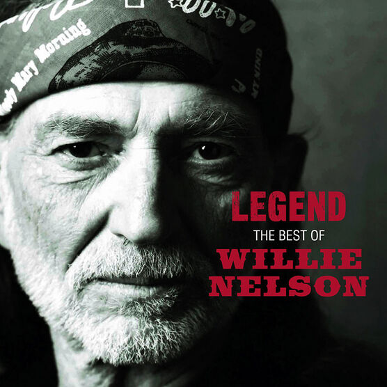 Willie Nelson - Legend: The Best of Willie Nelson - CD