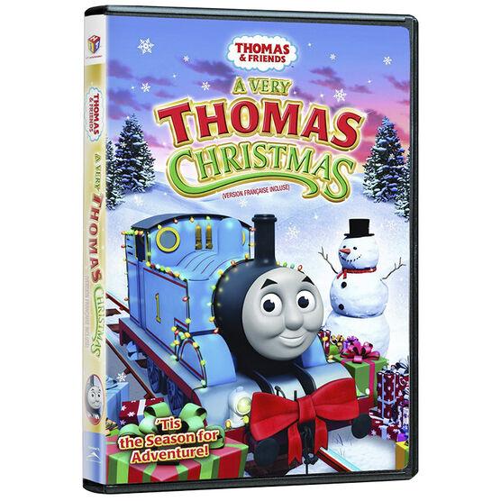 Thomas and Friends: A Very Thomas Christmas - DVD