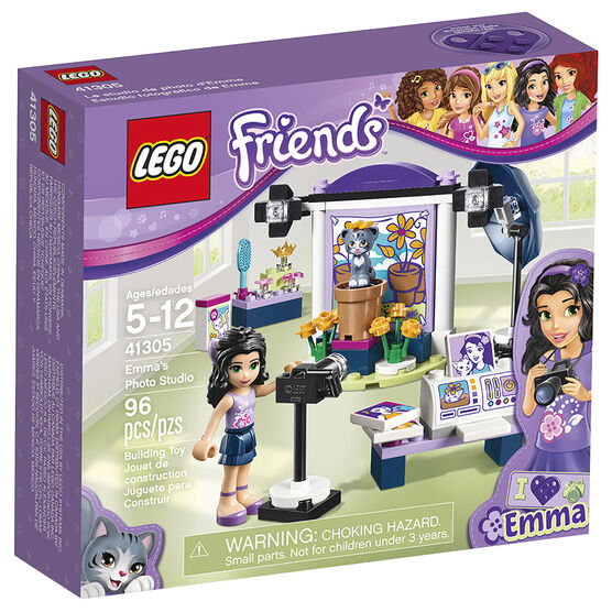 Lego Friends Emma's Photo Studio - 41305