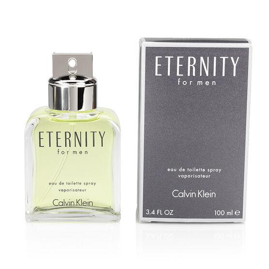 Calvin Klein Eternity for Men Eau De Toilette Spray - 100ml
