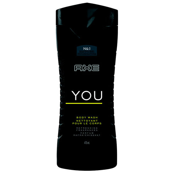 Axe You Body Wash - Refreshing - 473ml