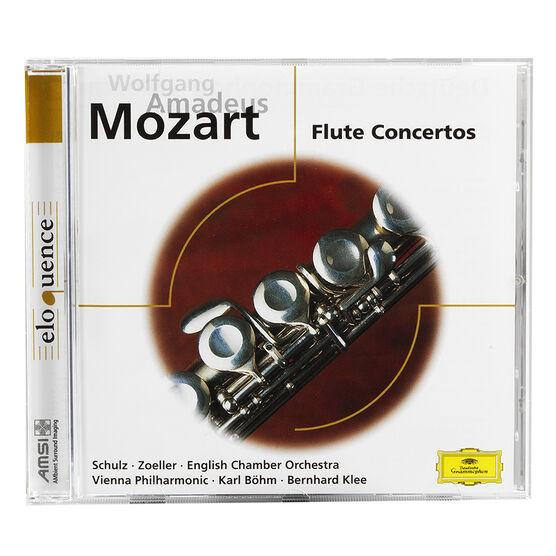Mozart - Flute Concertos - CD