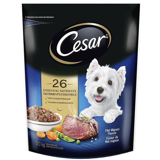 Cesar Dry Filet Mignon - 3kg