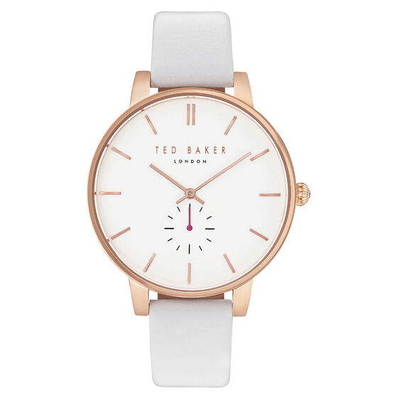 Ted Baker Watch - White/Rose Gold - 10031539