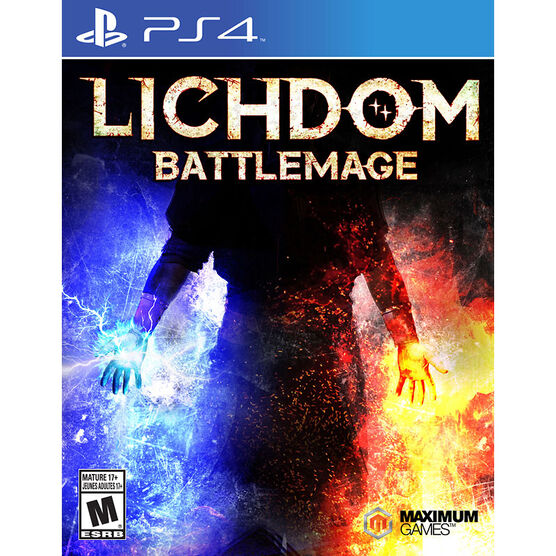 PS4 Lichdom Battlemage