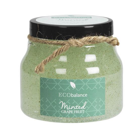 ECObalance Body Scrub - Minted Grapefruit - 290ml
