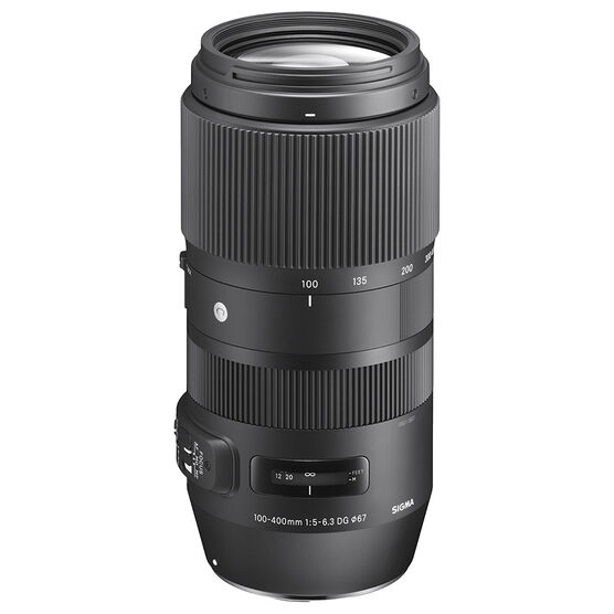 Sigma Contemporary 100-400mm F5-6.3 DG OS HSM Lens for Nikon -COS1004DGN