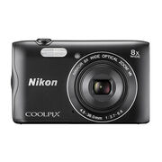 Nikon Coolpix A300 - Black - 32199