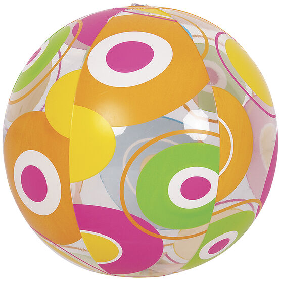 Fun Colourful Beach Ball - 20 inch