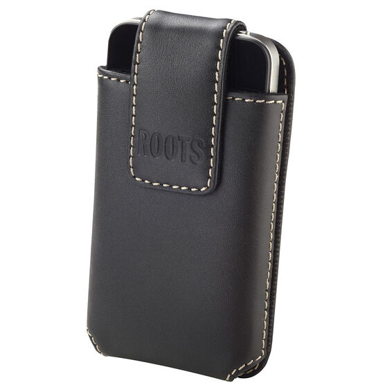 Roots Vertical Case for iPhone - Black - R10VIP5