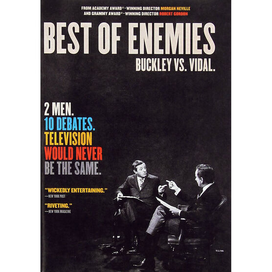Best of Enemies - DVD