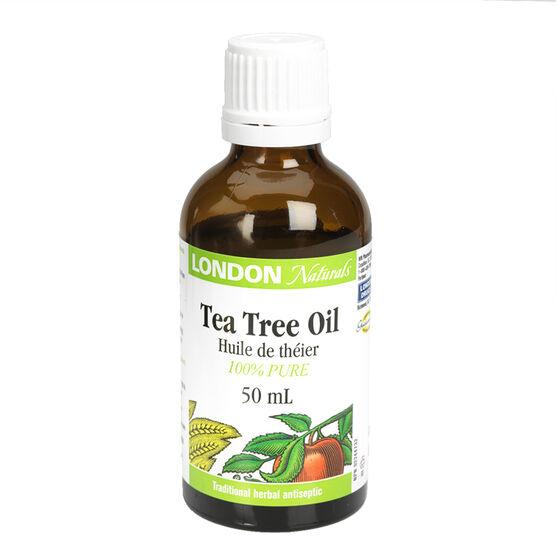 London Natural Tea Tree Oil - 50 ml