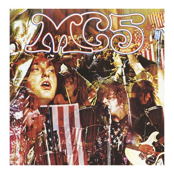 MC5 - Kick out the Jams - Vinyl