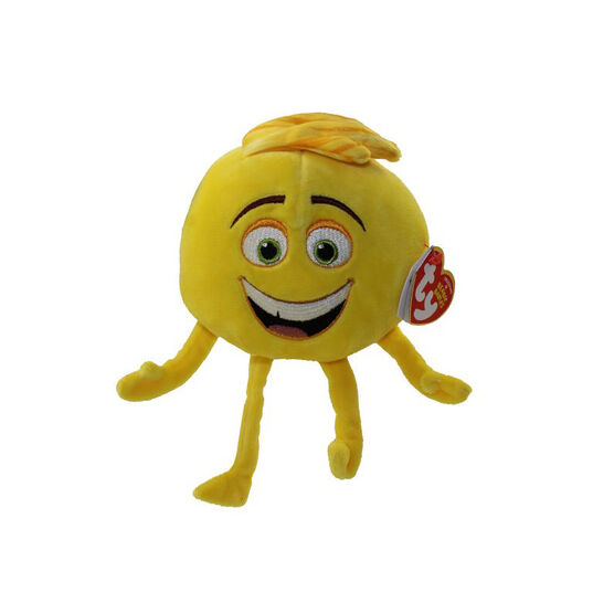 TY Beanie Baby - Emoji Movie - Gene - 6in