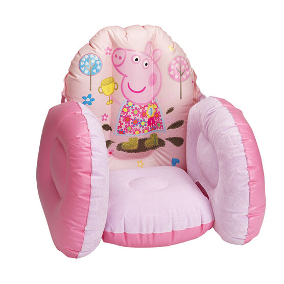 Inflatable Peppa Pig Chair
