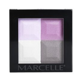 Marcelle Eyeshadow Quad - Mauve On Over