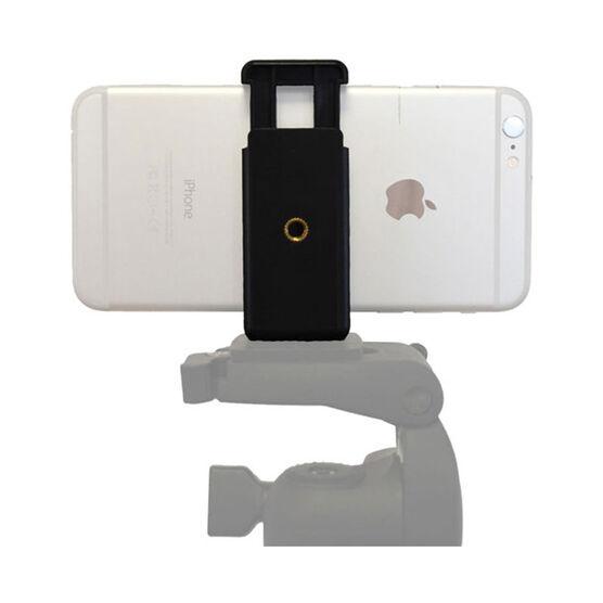 iStabilizer smartMount Smartphone Tripod Adapter - Black - ISTTP03