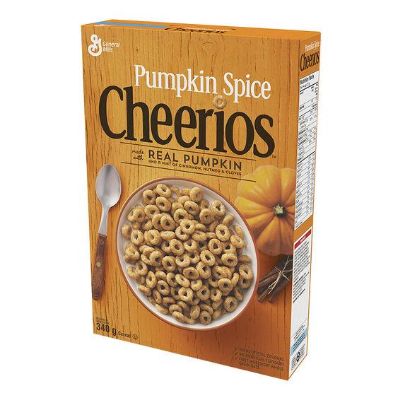 Cherrios Pumpkin Spice - 340g