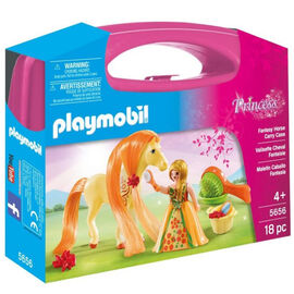 Playmobil Carrying Case - Horse - 56566