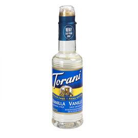 Torani Syrup - Vanilla Sugar Free - 375ml